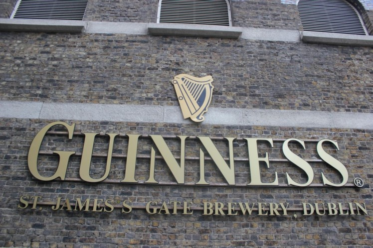 Guinness Storage House