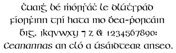 Gaelic-text-Ceanannas