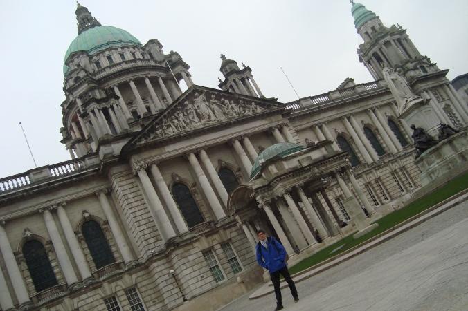 Eu e o City Hall