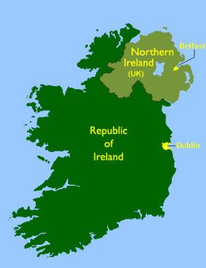 As Irlandas