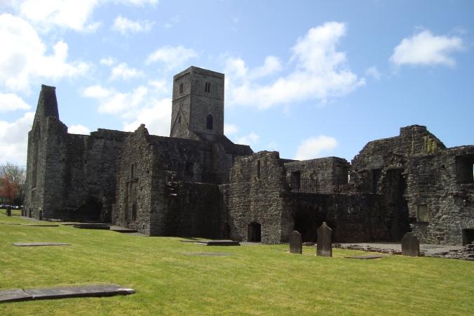 The Abbey - Sligo