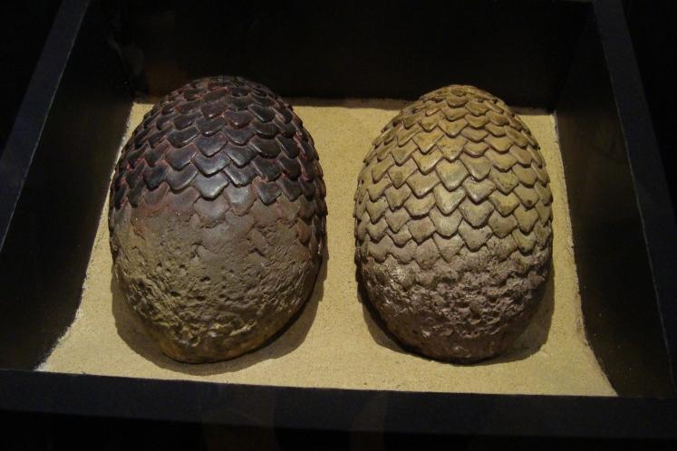 Ovos de dragão