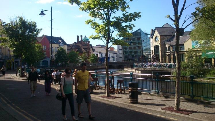 Verão em Sligo