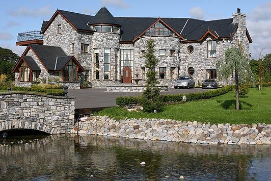 Casa do Shane em Sligo - roubada do Google