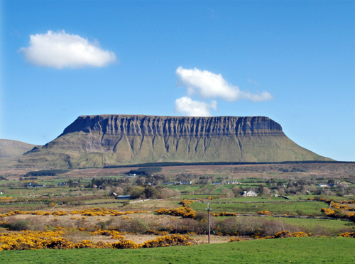 Benbulden, Sligo Town