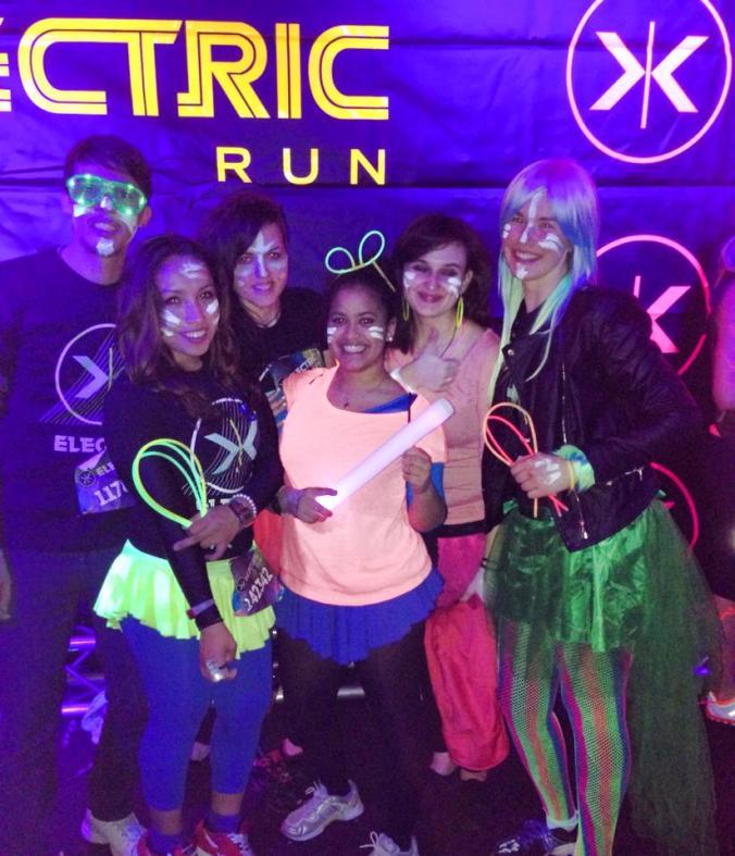 Electric Run - Dublin 2014