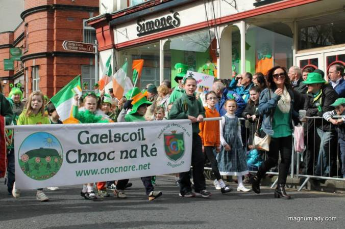Saint Patrick's Day Sligo