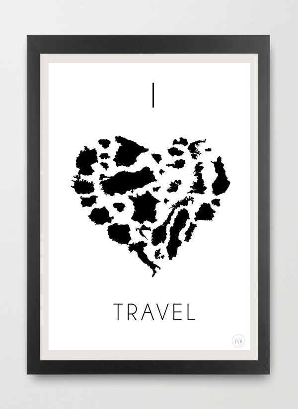 I HEART TRAVEL