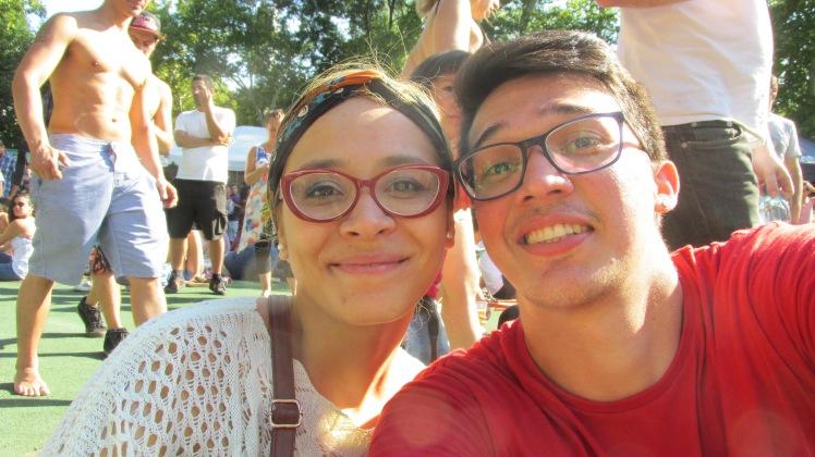 L. e eu, Central Park