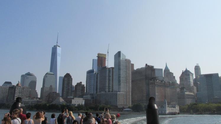 Manhattan ficando pra tras