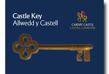 Castle Key - Chave do castelo