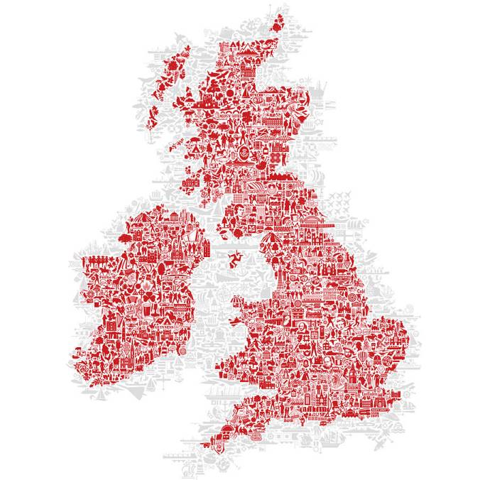 Irlanda e Reino Unido