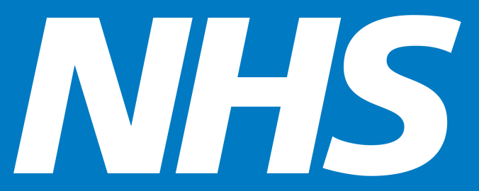 Logo do NHS na Inglaterra