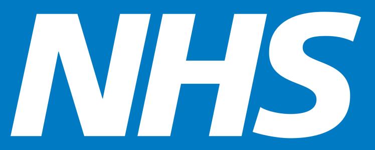 Logo do NHS na Inglaterra