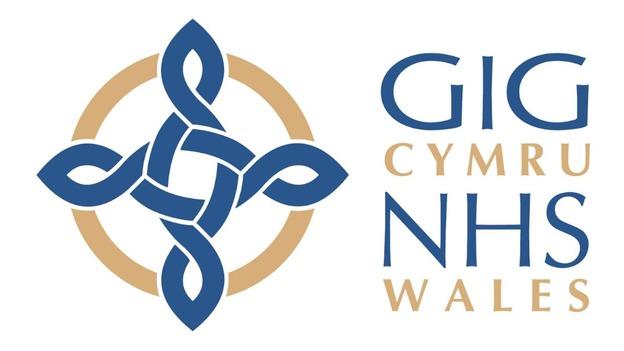 NHS logo no País de Gales