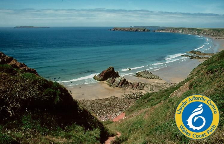 Pembrokeshire, no extremo sudoeste