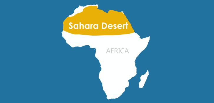 sahara-desert-map