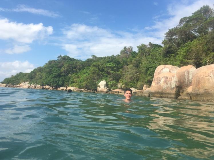 Piscinas Naturais Barra da Lagoa