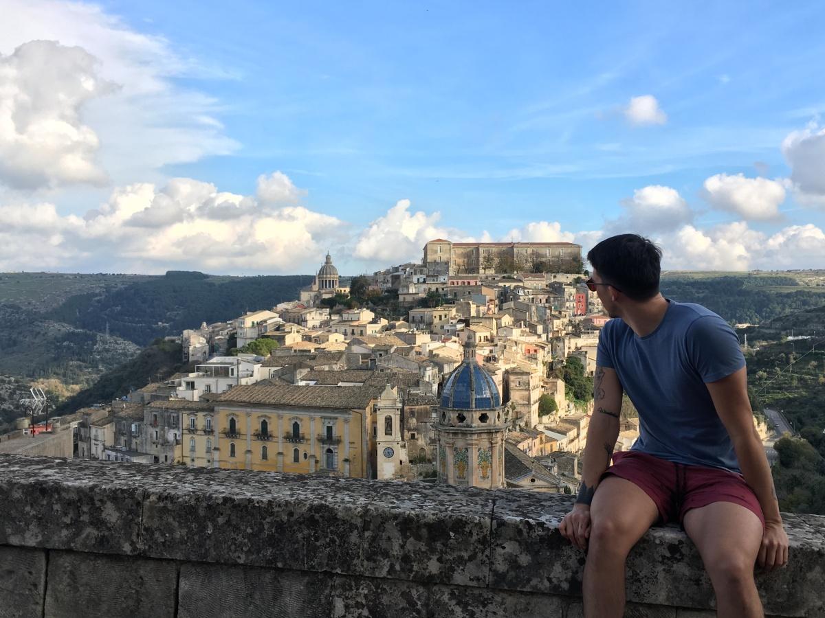 Um giro pela Sicília
