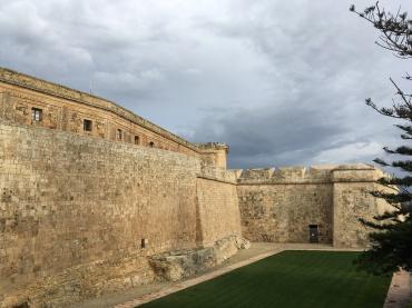 Muros de Mdina